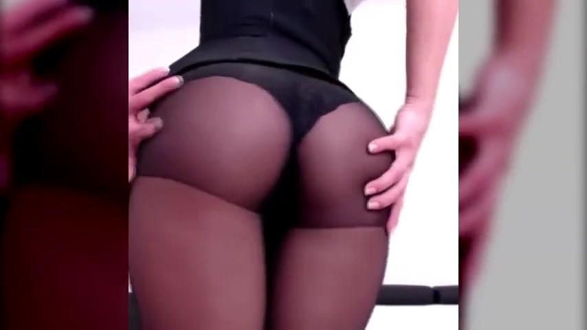 Порно Чулки Попки Видео