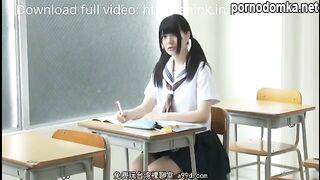 Сексуальны фантазии японской студентки