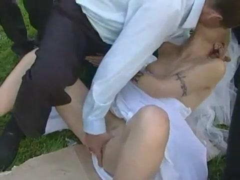 Русская Ебля На Свадьбе