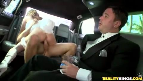 Невеста Дает Незнакомцу В Лимузине Перед Свадьбой / Stephanie (2021) Siterip