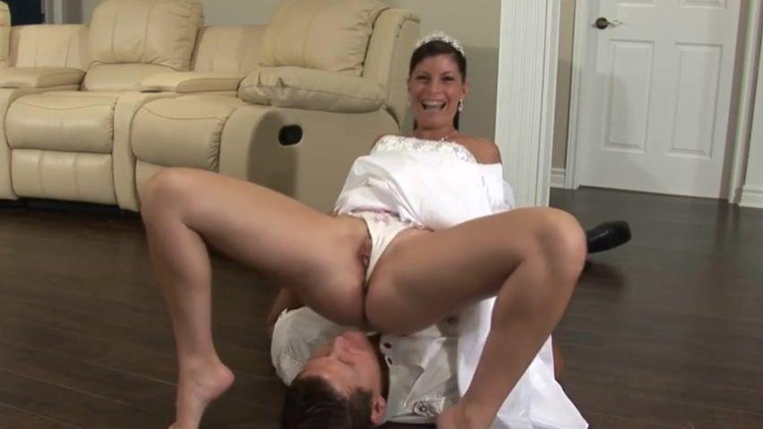 Порно Невеста Ссела На Лицо