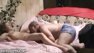 Дед трахает внучку чтобы отучить от блядства